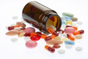 Preparazione sospensione farmaci